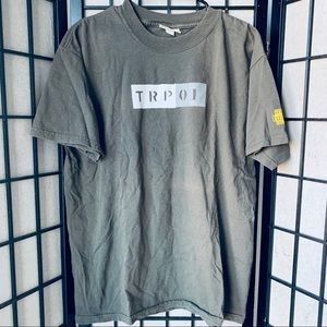 Troop short sleeve t-shirt sz L made in the USA
